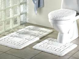 lush piece bathroom mat sets contour bathroom rug piece bathroom mat sets contour bath rug cotton jpg