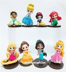 Disney Princesses Cake Topper Toy Fi End 4222020 215 Pm