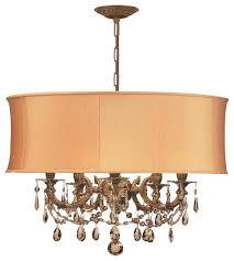 crystorama gramercy 5 light chandelier