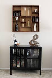 The Living Room Wine Bar Wade Logan Ethan Bar With Wine Storage Reviews Wayfair Haammss