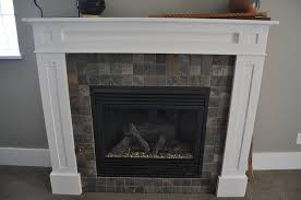 clever design slate tile fireplace surround 12 victorian