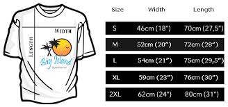 Eminem Merch Size Chart Size Guide
