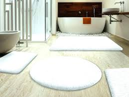 white bathroom rug set round bathroom rugs round bathroom rugs nice white round bathroom rug white