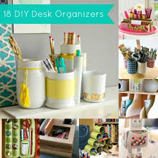 diy desk organizer. Delighful Diy Having My Desk More In Order Makes Me Feel Productive  How About You With Diy Desk Organizer Y