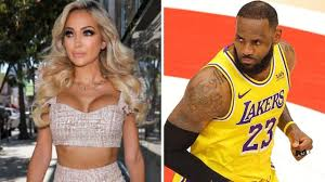 NBA 2021: LeBron James, Juliana Carlos ...