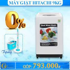 Góp Việt - 📌 MÁY GIẶT HITACHI 9KG ⚛️ ❎Giá: 7.950.000đ...