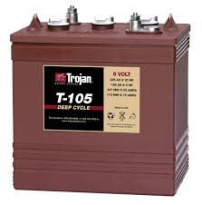 trojan battery company t 105 flooded battery whole solar trojan battery company t 105 flooded battery
