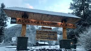 Image result for alyeska alaska sign
