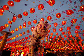 This day is the new moon day of the first chinese lunar month in the chinese lunar calendar system. Happy Chinese New Year 2018 How Is The Year Of The Dog Celebrated And What Are The Other Zodiac Animals