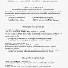 Engineering Skills Resume Engineer Resume Example And Writing Tips