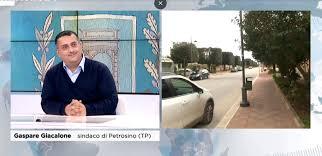 Il Sindaco di Petrosino in diretta su Rai News 24. Il video