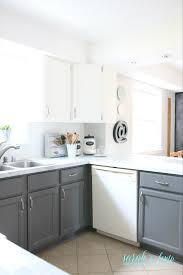Remodelaholic Painting Cabinetry