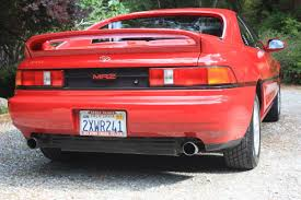 KIDNEY, ANYONE? 34k-mile 1991 Toyota MR2 Turbo | Japanese ...