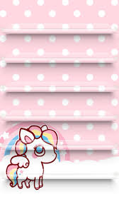 Rainbow Pony home screen