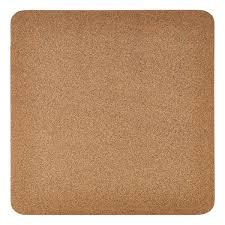 Cork Bulletin Board Cork Board Umbra Large Thork Thick Cork Bulletin Board The
