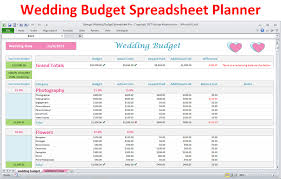 Budget Layout Excel Details About Wedding Budget Spreadsheet Wedding Budget In Excel Wedding Budget Planner