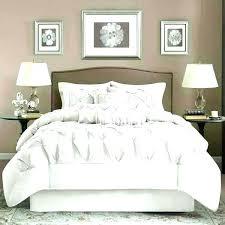 white bed set full white full size comforter black and white full size comforter white bedding