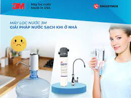 Máy Lọc Nước 3M - Home