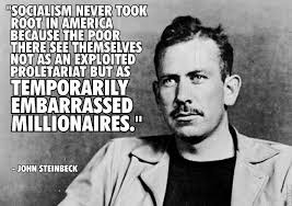 John Steinbeck American Dream Quotes