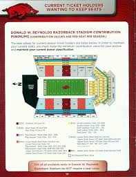 Tamu Football Seating Chart M Aggies Football Tickets True Arkansas Razorback Football
