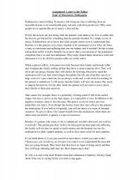 an argumentative essay model youtube
