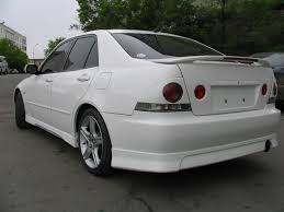 Toyota Altezza Lights 1998 Toyota Altezza Pictures 2000cc Gasoline Fr Or Rr