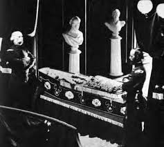 abraham lincoln lying in state. abraham lincoln lying in state d
