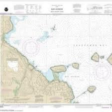 St Johns River Atlantic Ocean To Jacksonville Chart 11491