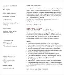 doctor cv sample doctor resume sample documents in pdf psd