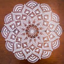 Crochet Doily Patterns New Why Crochet Doilies Shouldn't Miss In Your Dining Room