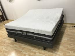 simmons beautyrest. Simmons Beautyrest Black Memory Foam With BlackICE™ Nadia 14\