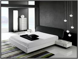 Black And White Decorations For Bedrooms Bedroom Black Wall Design 2 Visualizer Kriss Maksymchuk White