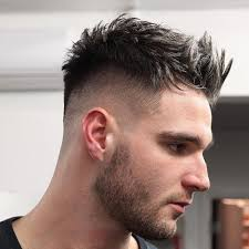 Spiky Hair Style short hairstyles for men 2017 registaz 5357 by stevesalt.us