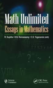 math unlimited essays in mathematics crc press book