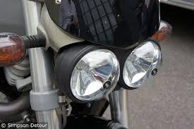 buell xb range headlamp upgrade mini twin lighting red fox buell xb range headlamp upgrade mini twin lighting