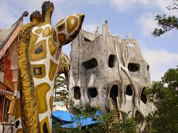 Crazy House | Series \u0027Top 16 most amazing buildings of the planet ...