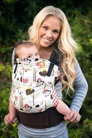 Tula Baby Wrap Standard Size Half Wrap Conversion Baby Carrier ...