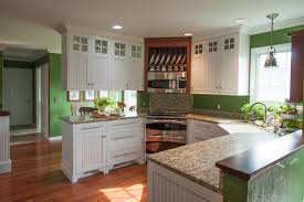 Vicksburg Mi Custom Kitchen Cabinets E Leet Woodworking
