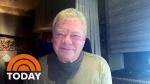 William Shatner Reacts To Seeing Earth From Space: 'It's So Fragile' -  YouTube