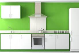 Cocinas Verdes Y Blancas