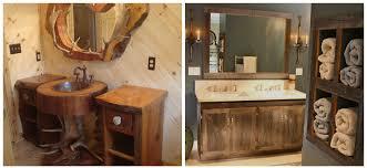 Rustic bathroom design Minimal Rustic Bathroom Decor Furniture Trends In Rustic Bathroom Design Deavitanet Rustic Bathroom Decor Best Styles And Ideas For Rustic Bathroom Design