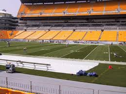 Heinz Field Taylor Swift Seating Chart Heinz Field View From Lower Level 112 Vivid Seats