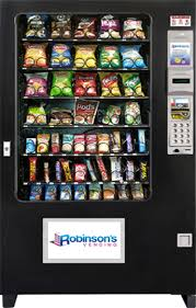 How To Get Snacks From A Vending Machine For Free Classy Vending Machines Robinson's Vending