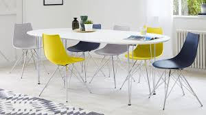 awesome modern white satin oval extending dining table 6 10 seater 10 seater oval dining table designs