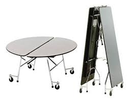our versatile folding tables without seating are built to last