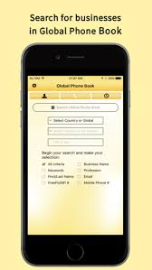 Business Phone Book Freefly881 Global Phone Book Free Calls On The App Store