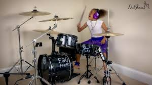 Everlong by the <b>Foo Fighters</b> Drum Cover - YouTube