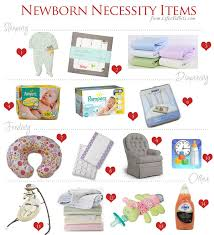 Best 25 Newborn Necessities List Ideas On Pinterest Baby List