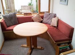 corner seating furniture. builtin oak corner seat seating furniture