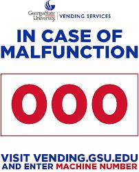 Vending Machine Report Amazing Report A Vending Machine Malfunction Services